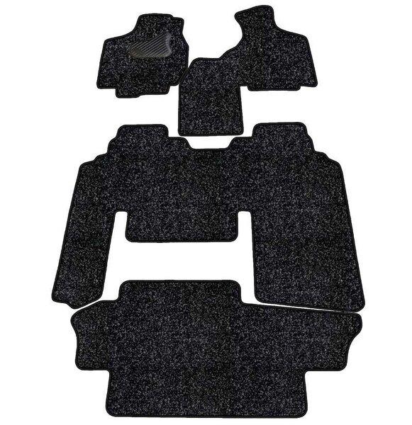 Matid Comfort DODGE CARAVAN automaat käigukast, II rida – üks kahekohaline iste 96-00 MAX 5, Standartne kate цена и информация | Tekstiilmatid | kaup24.ee