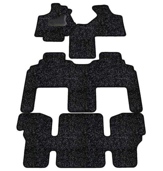 Matid Comfort DODGE CARAVAN automaat käigukast, II rida – 2 eraldi üksikut istet 96-00 MAX 5, Standartne kate цена и информация | Tekstiilmatid | kaup24.ee