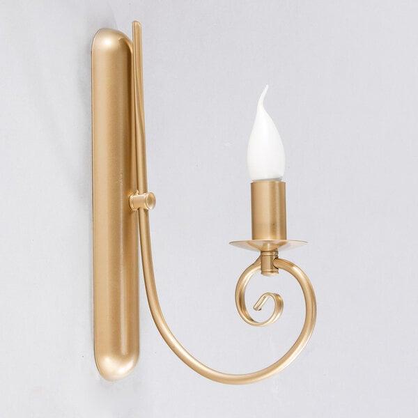 Lamp KLIVIA, kuldne