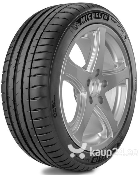 Michelin PILOT SPORT PS4 255/40R18 99 Y XL цена и информация | Rehvid | kaup24.ee