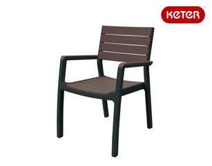 Tool Keter Harmony armchair, hall/pruun