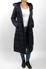 Naiste talvemantel Laura Jo, must hind ja info | Naiste talvemantel Laura Jo, must | kaup24.ee