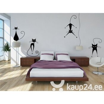 Seinakleebis - Kassid 802 hind ja info | Seinakleebis - Kassid 802 | kaup24.ee