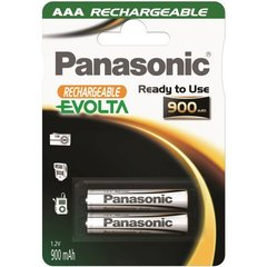 Panasonic patarei Evolta Ready to Use HR03 (AAA) 1000 mAh hind ja info | Patareid | kaup24.ee