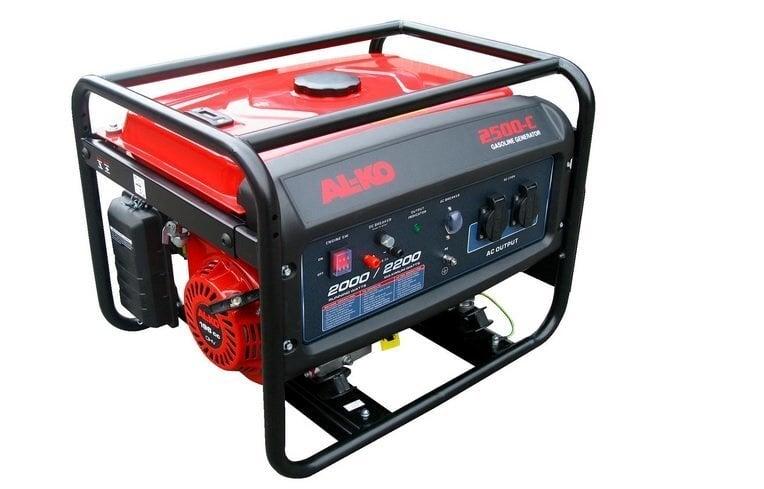 Bensiini generaator AL-KO 2500-C цена и информация | Elektrigeneraatorid | kaup24.ee