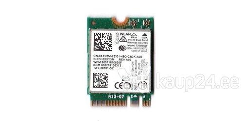 Intel 7265.NGWG.W hind ja info | USB jagajad, adapterid | kaup24.ee