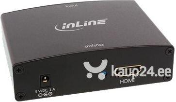 InLine 65004 hind ja info | USB jagajad, adapterid | kaup24.ee