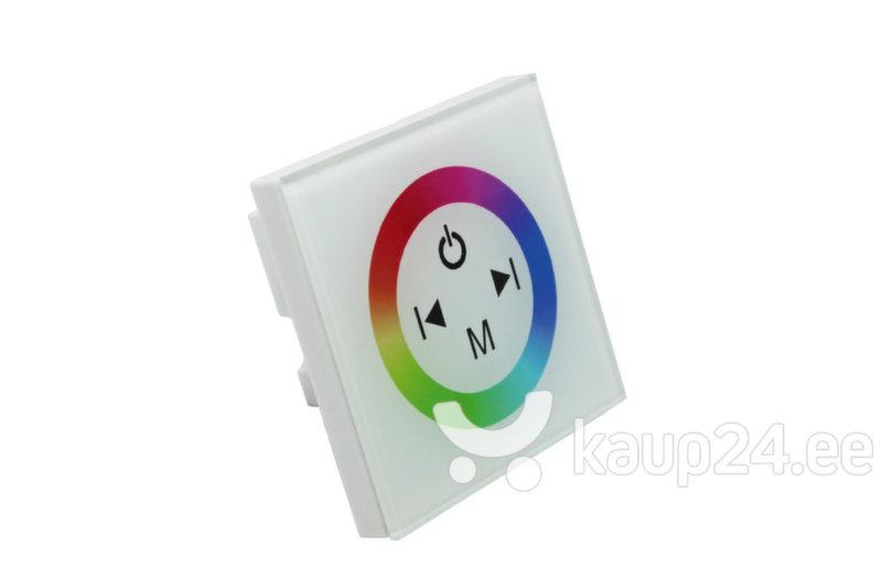 LED riba RGB kontroller seinale, valge цена и информация | LED ribad | kaup24.ee