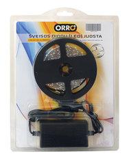 LED riba ORRO, 14,4W/m, 3m