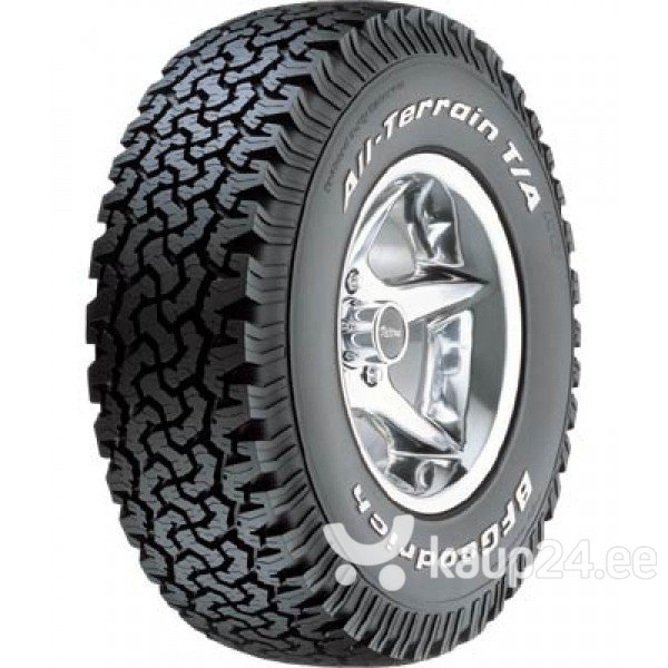 BF Goodrich ALL TERRAIN T/A 245/70R17C 119 S цена и информация | Rehvid | kaup24.ee