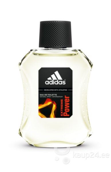 Tualettvesi Adidas Extreme Power EDT meestele 100 ml