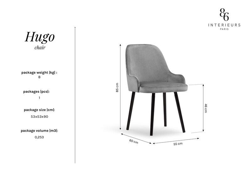 Tool Interieurs86 Hugo 85, kollane tagasiside
