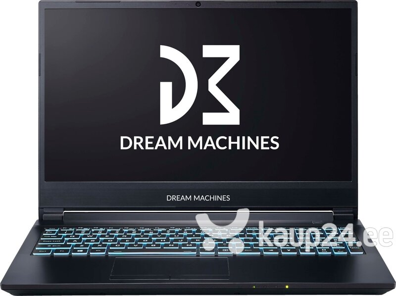 Dream Machines G1650Ti-15PL55 8 GB RAM/ 1 TB M.2 PCIe/ Windows 10 Home hind