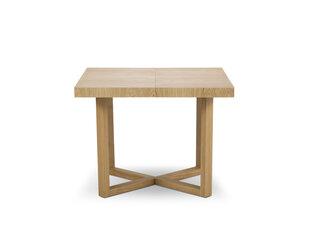 Pikendatav laud Windsor & Co Skarde 130cm, pruun hind ja info | Köögi- ja söögilauad | kaup24.ee