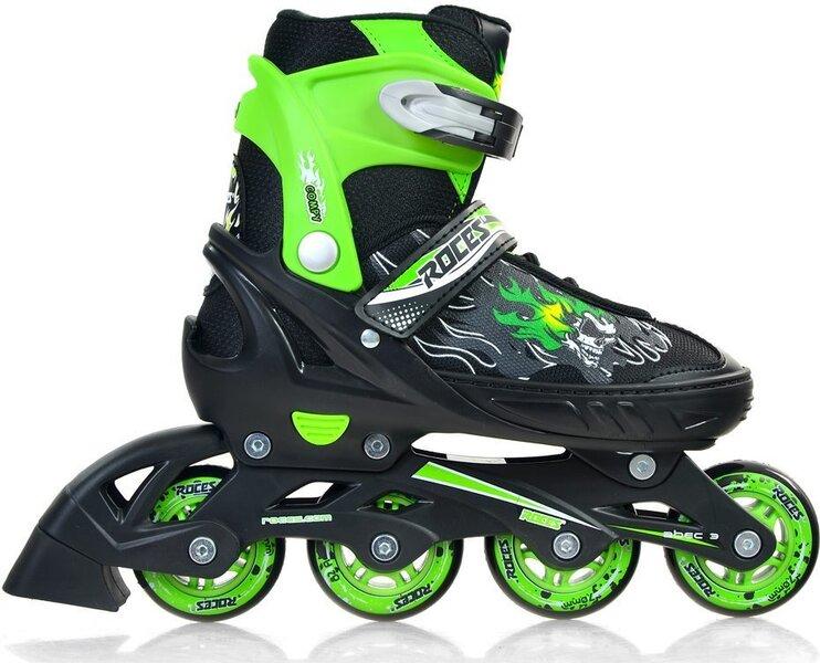 Мужские роликовые коньки Compy Roces цена и информация | Rulluisud | kaup24.ee