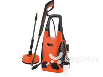 Survepesur Black&Decker PW 1600 SL PLUS цена и информация | Survepesurid | kaup24.ee