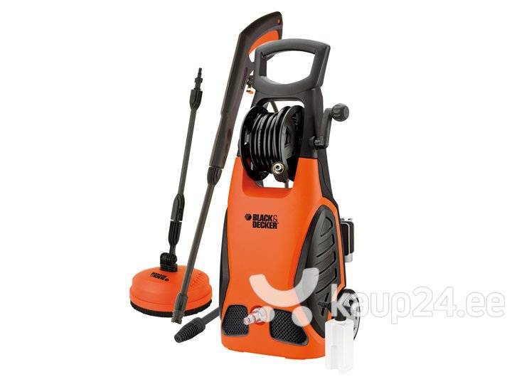 Survepesur Black&Decker PW 1700 SPL PLUS цена и информация | Survepesurid | kaup24.ee