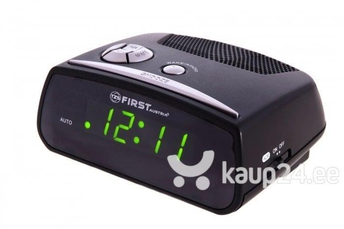 Raadio-äratuskell First FA-2410 цена и информация | Raadiod ja äratuskellad | kaup24.ee