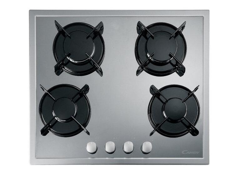 Integreeritav gaasiplaat Candy PC PV 640 SX цена и информация | Integreeritavad pliidiplaadid | kaup24.ee