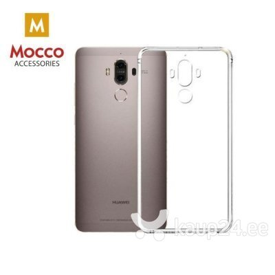 Mocco Ultra Back Case 0.3 mm Silicone Case for Huawei Honor 9 Lite Transparent hind ja info | Telefoni kaaned, ümbrised | kaup24.ee