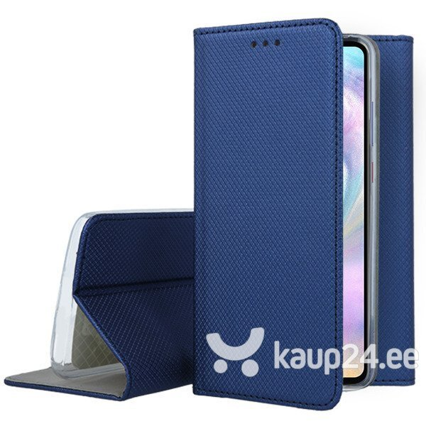Mocco Smart Magnet Book Case For LG G7 / LG G7 ThinQ Blue soodsam