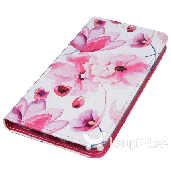 Mocco Smart Trendy Book Case For Samsung G960 Galaxy S9 Pink Flowers tagasiside