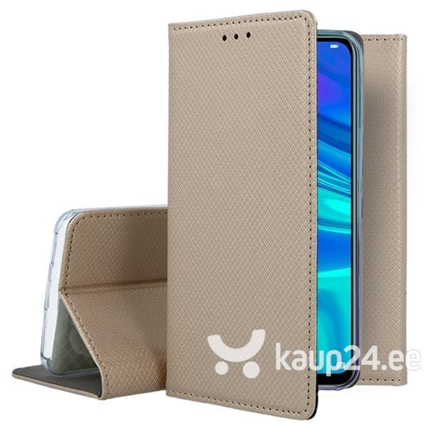 Mocco Smart Magnet Book Case For Nokia 9 PureView Gold Internetist