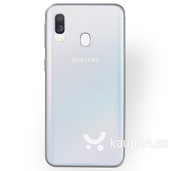 Mocco Ultra Back Case 0.3 mm Silicone Case for Samsung A205 Galaxy A20 Transparent Internetist