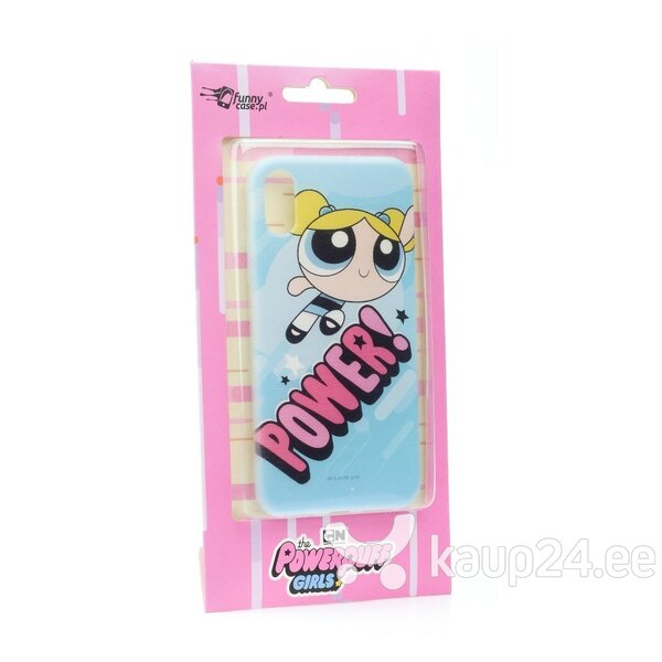 Cartoon Network The Powerpuff Girls Silicone Case for Apple iPhone XS Max Bubbles Power Internetist