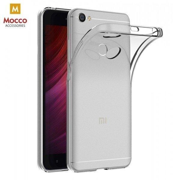 Telefoniümbris Mocco Ultra telefonile 0.3 mm Xiaomi Mi 8 Lite / 8X, läbipaistev hind ja info | Telefoni kaaned, ümbrised | kaup24.ee