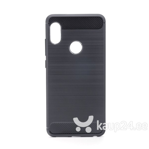 Mocco Trust Silicone Case for Xiaomi Redmi Note 5 Pro Black hind