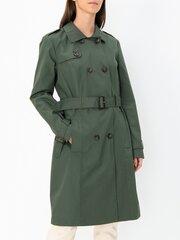 Naiste vihmamantel SoyaConcept, roheline hind ja info | Naiste mantlid | kaup24.ee