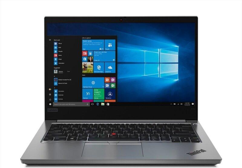 Lenovo ThinkPad E14 (20RA0015PB) 8 GB RAM/ 256 GB M.2 PCIe/ 2TB HDD/ Windows 10 Pro