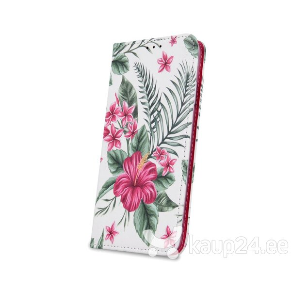 Mocco Smart Trendy Book Case For Samsung G960 Galaxy S9 Exotic Flowers tagasiside