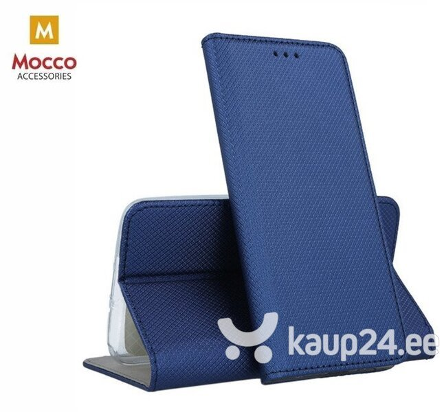 Telefoniümbris Mocco Smart Magnet Book Case For Sony Xperia XZ4 Blue