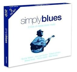 CD SIMPLY Blues (2CD) hind ja info | CD SIMPLY Blues (2CD) | kaup24.ee