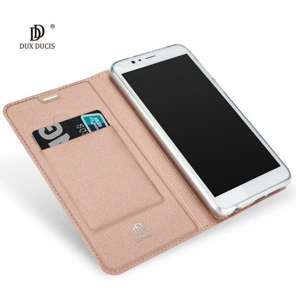 Dux Ducis Premium Magnet Case For Samsung A305 Galaxy A30 Rose Gold soodsam
