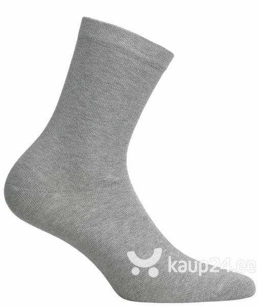 Naiste sokid WOLA, hall1 цена и информация | Naiste sukkpüksid, sokid ja retuusid | kaup24.ee