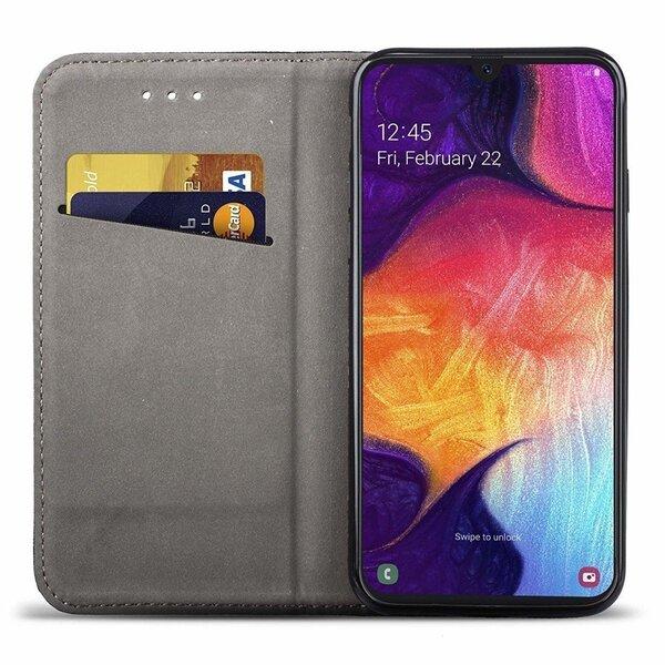 Fusion Magnet Book telefoni ümbris Case Samsung J730 Galaxy J7 (2017) mustale Internetist