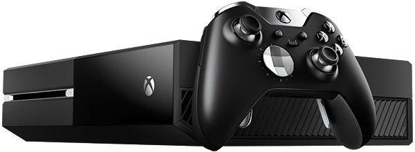 Mängukonsool Microsoft Xbox One Elite 1TB