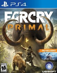 Far Cry Primal Special, PS4