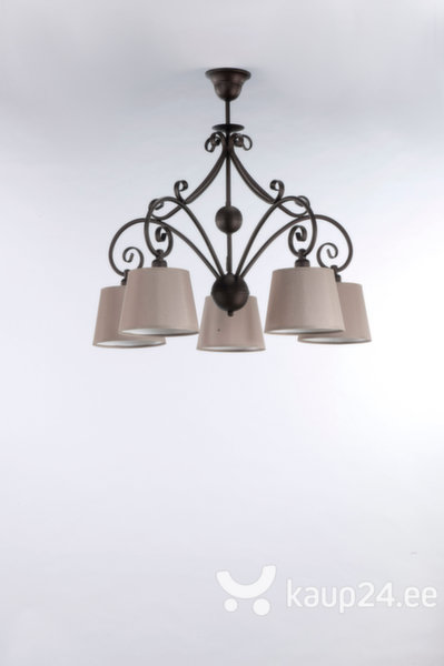 Laelamp ADARA V, tumepruun hind ja info | Rippvalgustid | kaup24.ee