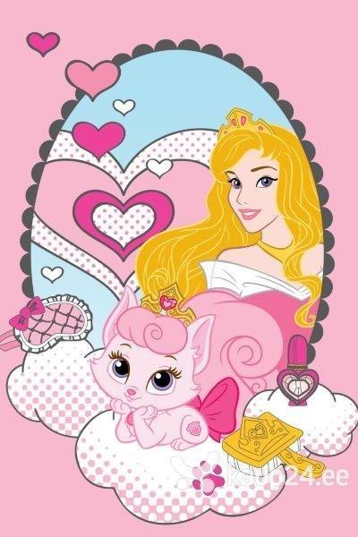 Laste rätik Princess цена и информация | Rätikud | kaup24.ee