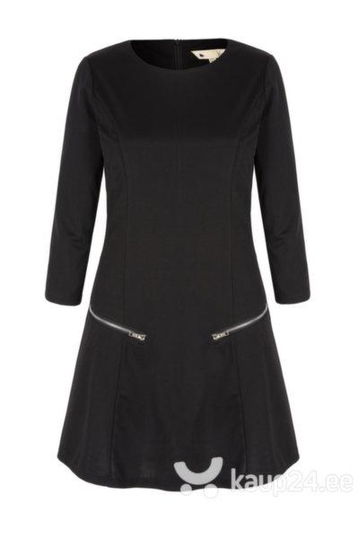 Naiste kleit Yumi, must9 цена и информация | Kleidid | kaup24.ee