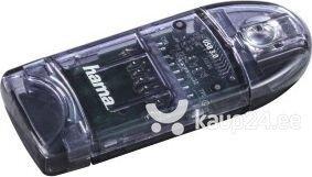 Hama 001241940000 hind ja info | USB jagajad, adapterid | kaup24.ee