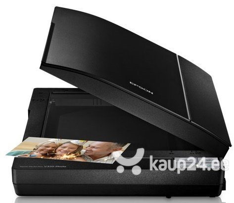 Skänner Epson Perfection V370 Photo цена и информация | Skännerid | kaup24.ee
