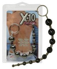 Anaalkuulid X-10 Beads