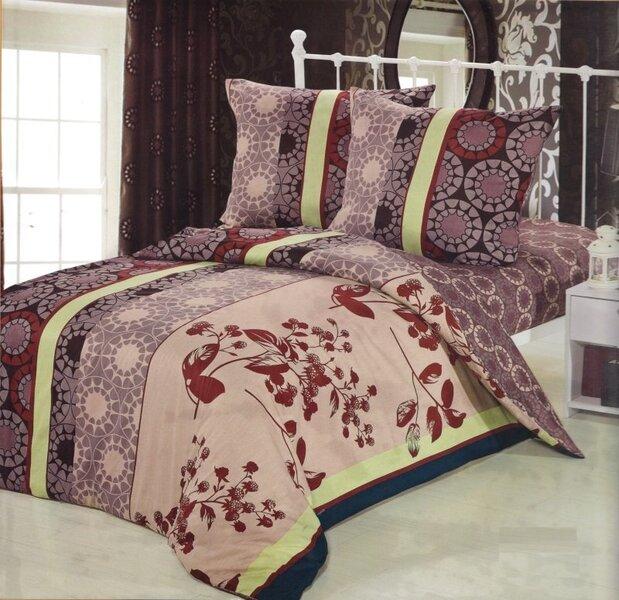 Комплект постельного белья 3 части цена и информация | Voodipesukomplektid | kaup24.ee