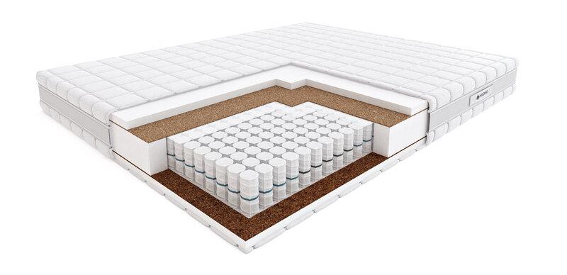 Madrats Hilding Pasodoble, 80x200 cm цена и информация | Madratsid | kaup24.ee
