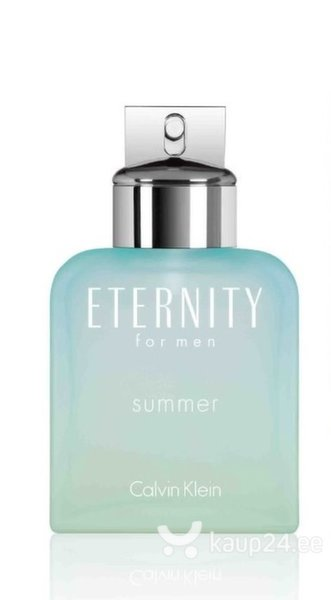 Tualettvesi Calvin Klein Eternity Summer 2016 EDT meestele 100 ml